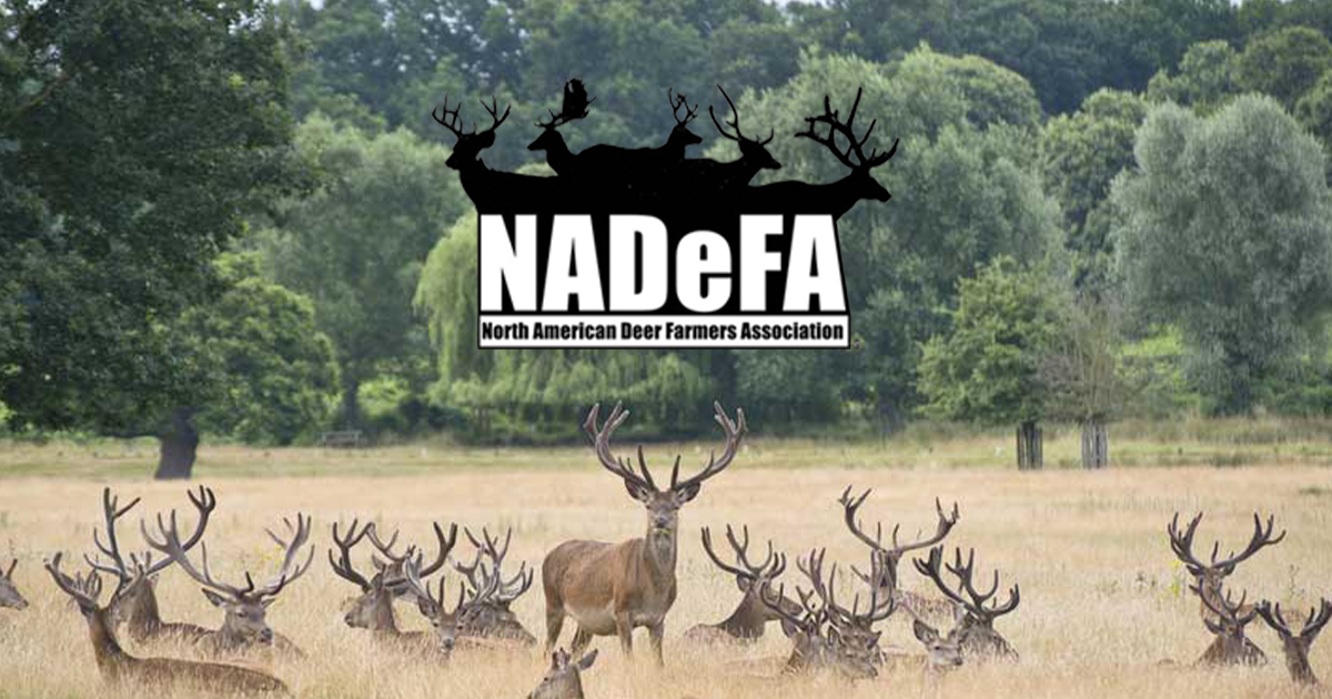 Home - NADeFA - North American Deer Farmers Association